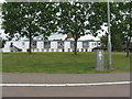 TL2272 : Hinchingbrooke Hospital by M J Richardson