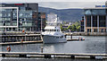 J3475 : The 'Odyssey' at Belfast by Rossographer