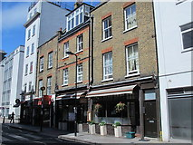 TQ3081 : Red Lion Street, WC1 by Mike Quinn