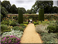 SU3227 : Mottisfont Abbey Walled Garden by David Dixon