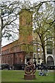 TQ2981 : Roman Catholic church of St Patrick by N Chadwick
