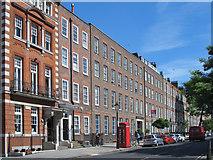 TQ3081 : Bedford Row, WC1 by Mike Quinn