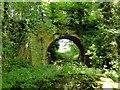 SK4443 : Colliery Road Bridge, Shipley Park by Alan Murray-Rust