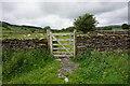 SD8070 : Ribble Way towards Helwith Bridge by Ian S