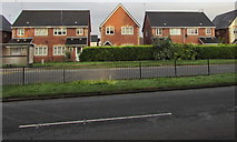ST3091 : Malpas Road houses, Newport by Jaggery
