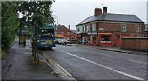 SK5802 : Aylestone Road in Leicester by Mat Fascione