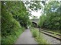ST6771 : West Street bridge by David Smith