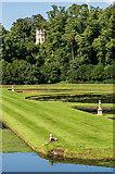 SE2768 : Water Garden by Ian Capper