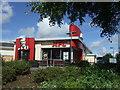 SO8657 : KFC, retail park, Blackpole by JThomas