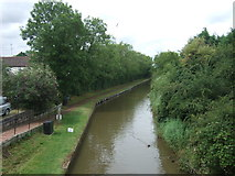 SO9262 : Worcester & Birmingham Canal  by JThomas