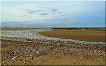TF7045 : Tide's Out at Holme by Mary and Angus Hogg