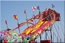 NZ6025 : Slide - Redcar Seafront by Stephen McKay