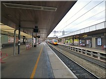 SP3378 : Coventry Station by Gerald England