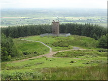 S0573 : Carden's Folly near The Devil's Bit, Co. Tipperary by Redmond O'Brien