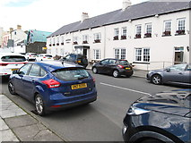 J5950 : The  Portaferry Hotel by Eric Jones