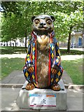SP0787 : Birmingham Big Sleuth Dreamcoat Bear by Roy Hughes