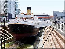 J3575 : SS Nomadic, Belfast by David Dixon