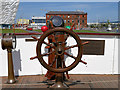 J3575 : Bridge Deck, SS Nomadic by David Dixon