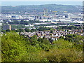 J3279 : View over Belfast from Cave Hill by David Dixon