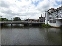 ST2224 : The Bridge over River Tone by David Smith