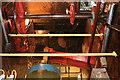 SJ4912 : Coleham Head Pumping Station - unseen details by Chris Allen