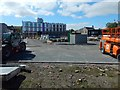 NS3975 : Construction of new council offices by Lairich Rig