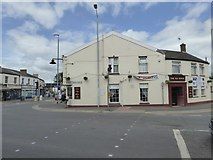 ST2225 : The Ale House, North Town, Taunton by David Smith