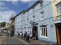 ST2225 : The Royal Ashton Hotel, Taunton by David Smith