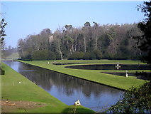 SE2768 : Studley Royal Water Garden by Mark Percy