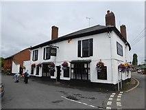 SX9791 : The Half Moon inn, Clyst St Mary by David Smith