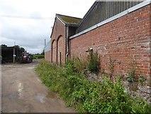 SX9792 : Barn at Sowton Barton by David Smith