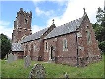 SX9792 : Sowton church by David Smith