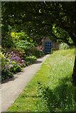 SO4465 : Walled garden - Croft Castle by Stephen McKay