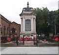 NZ4419 : War Memorial - High Street by Betty Longbottom