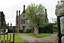 NX4355 : Old Prison House by Andrew Wood