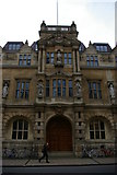 SP5106 : Oriel College, Oxford: High Street frontage by Christopher Hilton