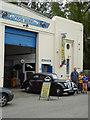 SX7485 : Moretonhampstead Motor Museum by Chris Allen