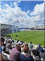 SK5838 : Fireworks at Trent Bridge Cricket Ground by John Sutton