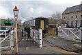 SX7863 : Staverton - the train departed by Chris Allen