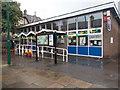 NZ6621 : Library - Balmoral Terrace by Betty Longbottom