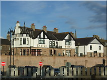 NT9953 : The Castle Hotel by JThomas
