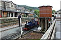 SH7956 : Ross visits Betws-y-Coed by Richard Hoare
