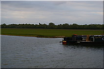 SP4907 : The Thames and Port Meadow, at Medley by Christopher Hilton