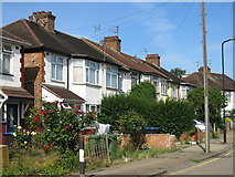 TQ1684 : Station Crescent, Greenford by Mike Quinn