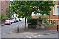 SP5007 : Disused drinking fountain, Walton Well Road by Christopher Hilton