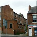 SK4642 : Former Bailey's lace and hosiery factory, Heanor Road by Alan Murray-Rust