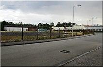 NO3700 : Waste ground, Leven by Bill Kasman