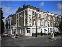 TQ3084 : The Cuckoo, Barnsbury by Richard Vince