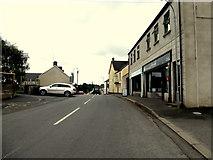 H6357 : Church Street, Ballygawley by Kenneth  Allen