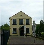 SK4641 : Former Baptist Chapel, South Street, Ilkeston by Alan Murray-Rust